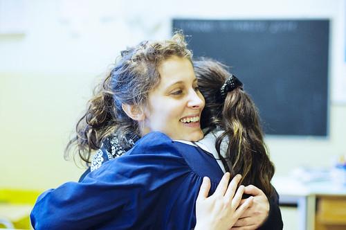Italia, scuola d'integrazione 1861 2011