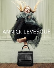 Annick Levesque - Collection 2010 (1/4) (Von Wong) Tags: fashion bag floating levitation blond commercial annick levesque