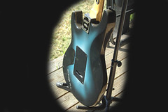 Rear (alison-arts) Tags: electric guitar underworld airbrush airbrushed