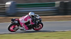 Girls do it too (foto.pro) Tags: park girl bike female track motor mallory racer
