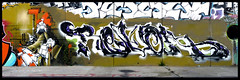 By ZEST, REVOK (Thias (-)) Tags: terrain streetart wall painting graffiti mural montpellier spray urbanart painter msk graff aerosol revok bombing spraycanart zest pgc thias augor photograff photograffcollectif