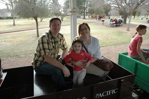 Chris, Madeline, Karen