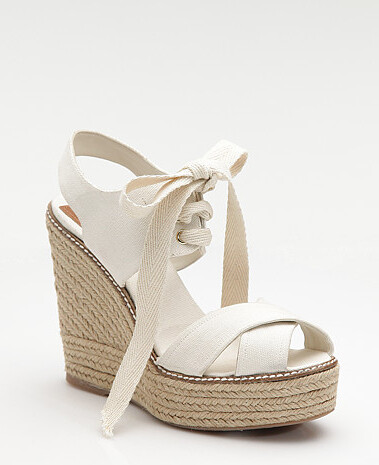 Tory Burch shoes, tory burch sandals, lace ups, lace up espadrilles, wedges, Screen shot 2011-03-19 at 1.24.22 PM