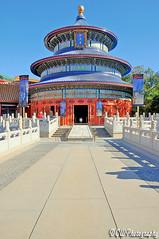 China Pavilion (dgwphotography) Tags: epcot nikon disneyworld nikkor wdw waltdisneyworld hdr nikond90 1685mmf3556gvr