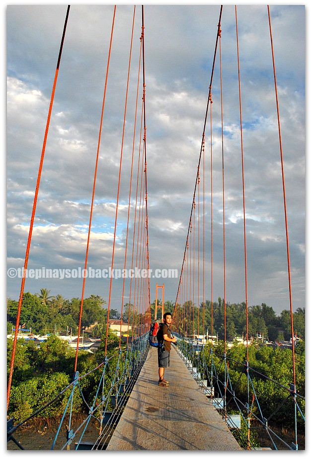Sablayan bridge photo