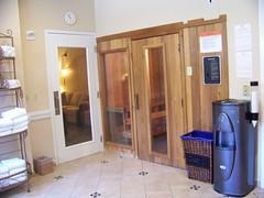 Jacuzzi Room Sauna