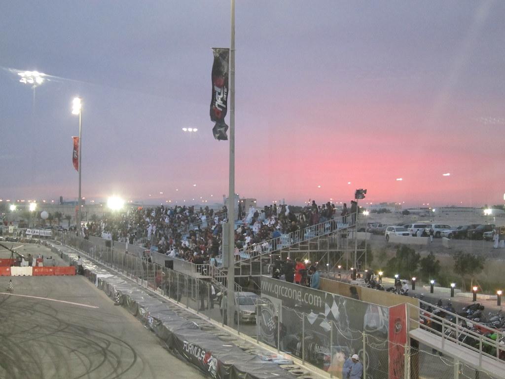 Formula D Qatar XDC Irwindale Mar 2011 244