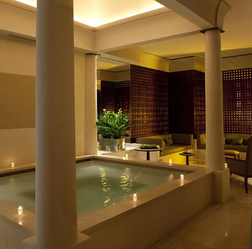 Park Hyatt Paris-Vendome, Spa