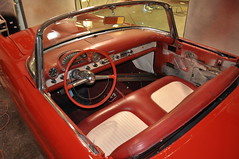 "1955 Ford Thunderbird • <a style=""font-size:0.8em;"" href=""http://www.flickr.com/photos/85572005@N00/5554255722/"" target=""_blank"">View on Flickr</a>"