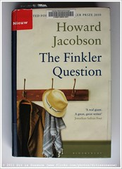 Howard Jacobson | The Finkler Question (Dit is Suzanne) Tags: fiction roman books literature novel boeken engels literatuur  sigma30mmf14exdchsm ikleesnu howardjacobson fictie img4579  views150  verenigdkoninkrijk img4565 ditissuzanne  lezeneenprimaalternatiefvoorflickr readingagreatalternativeforflickr  thefinklerquestion 13032011 03032011 isbn9781408808870 bookerprize2010