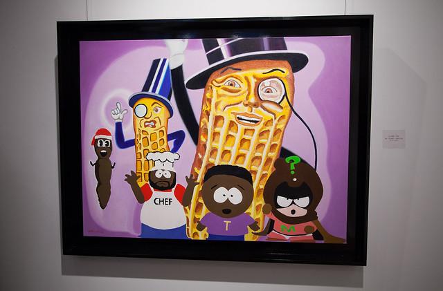 South Park Art Show