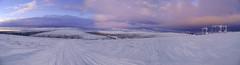Slen, Sweden (Little Silver) Tags: panorama mountain snow colour clouds sweden slen