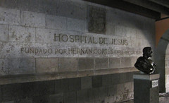 "Hospital de Jesus 13 • <a style=""font-size:0.8em;"" href=""https://www.flickr.com/photos/30735181@N00/5572065240/"" target=""_blank"">View on Flickr</a>"