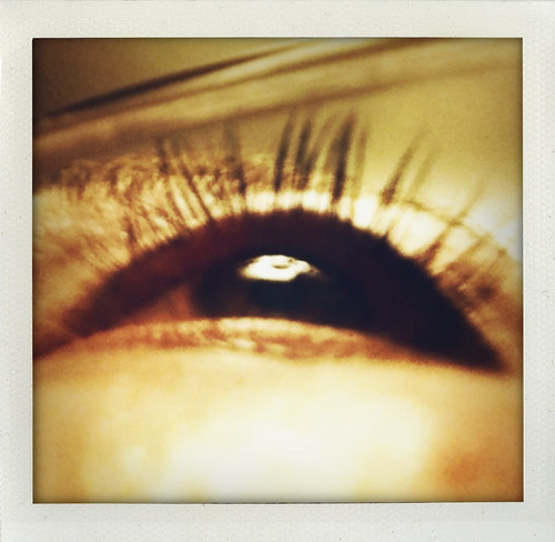 my eye, creepy