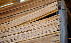 Dilapidated Shack (ekasbury) Tags: wood old rustic rusty warped boulder nails shack aged lookoutroad colorado3star