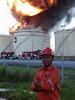 Narsis (agunke_celup) Tags: lain saat sisi kebakaran pada kilang