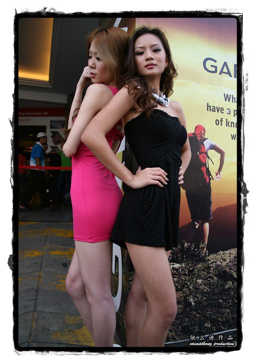 Sexy Model Photography Competition @ Digital Mall