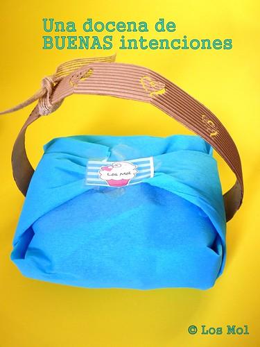 REGALO ORIGINAL:HUEVERA DE BUENAS INTENCIONES