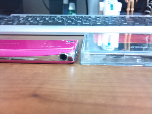 Xperia arc & CD