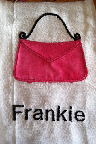 purse girl