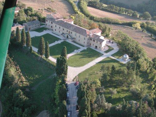 Museo del Balì - Foto Aerea