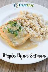 Maple Dijon Salmon ~ (alaridesign) Tags: maple dijon salmon ~ 31 days freezeasy meals