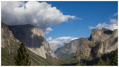 Clouds over El Capitan (EastStorm) Tags: yosemite elcapitan nationalpark sky inspirationpoint tunnelview california sierra