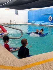 20160630_Shannon_phone_0021.jpg (Ryan and Shannon Gutenkunst) Tags: carsongutenkunst codygutenkunst floundersclass sunshineswimschool kicking lessons pool swimming water tucson az usa