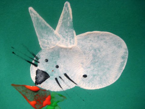 how to make a rabbit