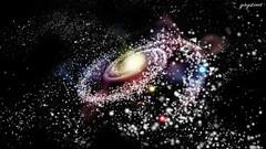 Galaxy (gagstreet) Tags: universe singh gagstreet