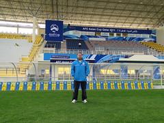 ASIAN CUP 2011 (Leonardo Vitorino) Tags: soccercoach algharafa asiancup2011 braziliancoach leonardovitorino