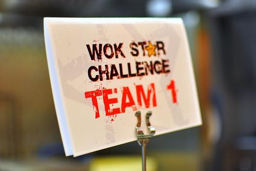 Panda Express' Wok Star Challenge