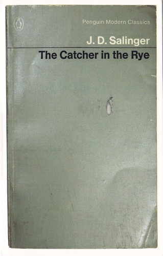 The Catcher in the Rye Postcard