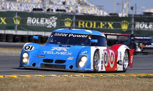 Rolex 24 At Daytona To Ganassi Sabates No 1 Car