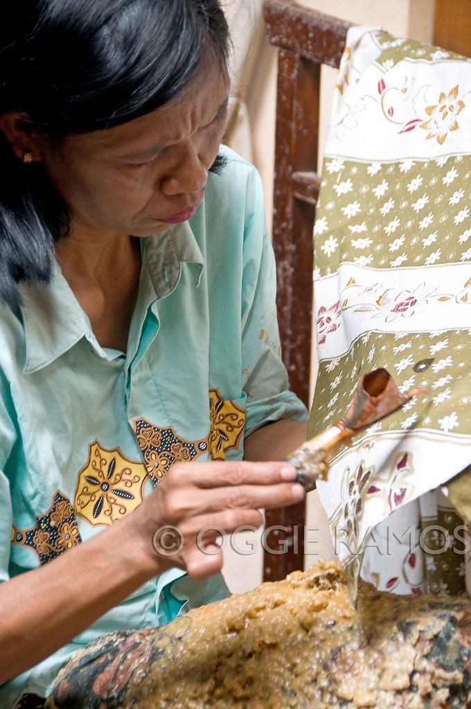 Indonesia - Solo Batik Making