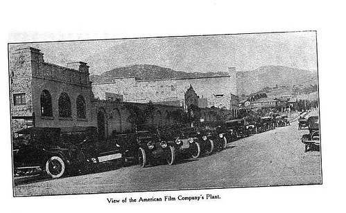American Film Company Santa Barbara 1920