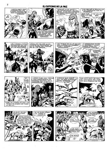 023-El Hombre Enmascarado Vol 1 nº1- 1973-Ediciones Vertice-pagina2