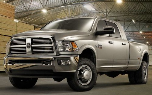 Dodge Ram: Linea de Camionetas Pick Up de Dodge