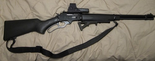 The Tactical 30 30 Lever Action Rifle