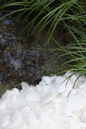 清流 / A winter scene