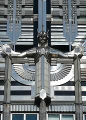 Syracuse, NY Niagara-Mohawk Power Building ~ Spirit of Light (army.arch) Tags: ny newyork building niagara historic mohawk syracuse artdeco nationalregister nationalregisterofhistoricplaces nrhp histroicpreservation