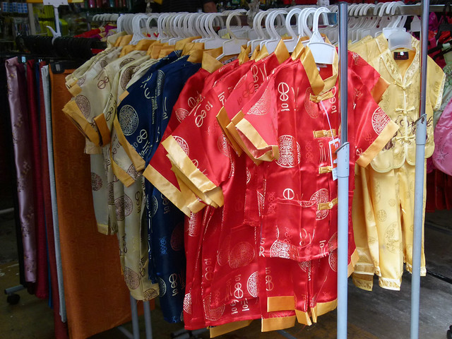 20 Chinatown clothes