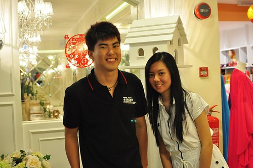 Chern Jung and Chee Li Kee