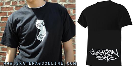 Garden SK8 T-Shirt