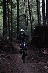 A. Beaton (Leon Kozlov) Tags: mountain vancouver forest canon bc north downhill shore biking 7d fromme norco