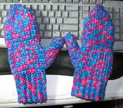 Finished gloves 2
