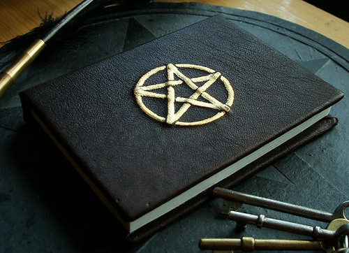 Small Pentagram Book