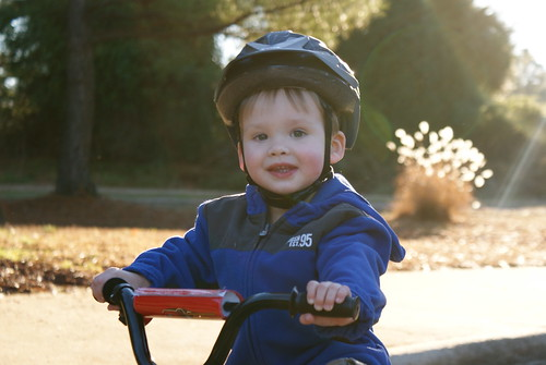 Little Bike Rider