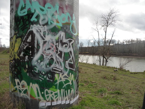 Power Line Graffiti