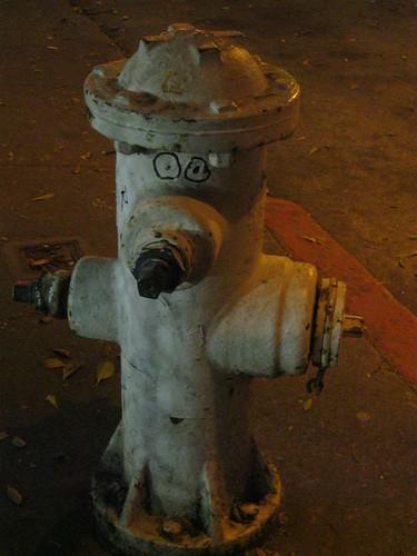 Hydrant Dog